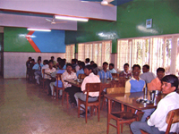 Prakash Boys Institute Dining