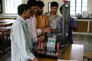 Prakash Boys Institute Electrician
