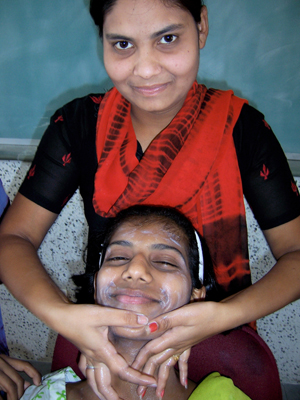 Ruth Girls Institute Beauty Parlor