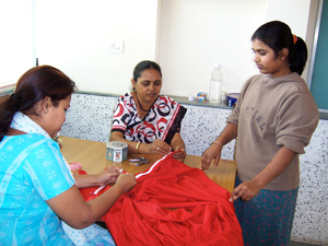 Ruth Girls Institute Dressmaking